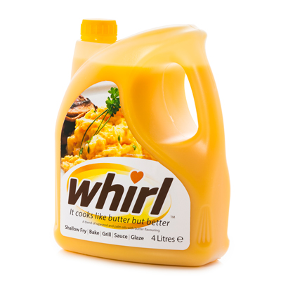 Whirl - Butter Substitute 4 Litres