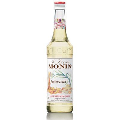 Monin Syrup - Butterscotch 70cl Glass