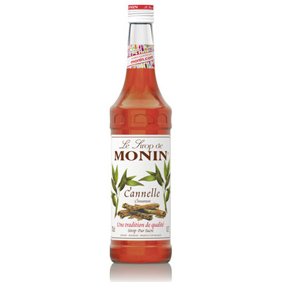Monin Syrup - Cinnamon 70cl Glass