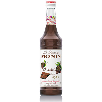 Monin Syrup - Chocolate 70cl Glass