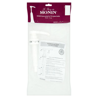 Monin - Pump for 70cl Glass Syrup