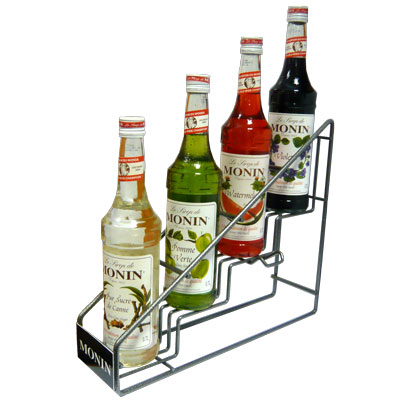 Monin - Metal Racks for the 70cl Glass