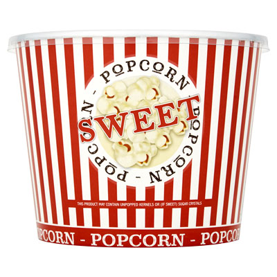 Sweet Popcorn 165g - Case of 18