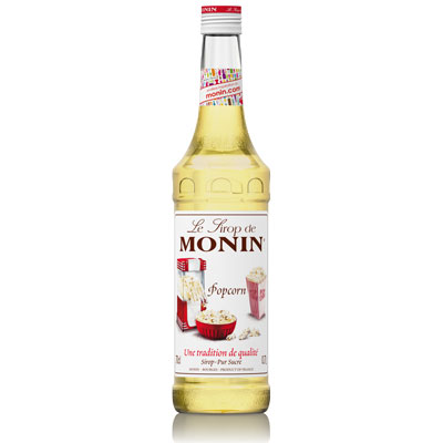 Monin Syrup - Popcorn 70cl Glass