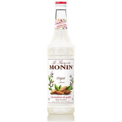 Monin Syrup - Almond 70cl Glass