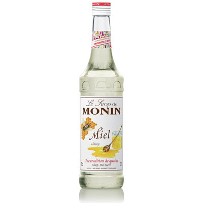 Monin Syrup - Honey 70cl Glass