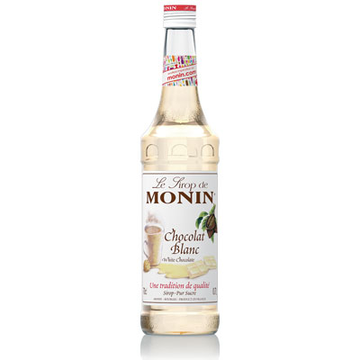 Monin Syrup - White Chocolate 70cl Glass