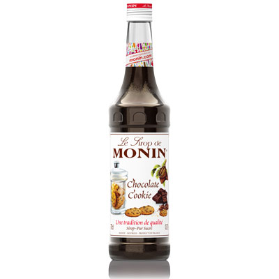 Monin Syrup - Chocolate Cookie 70cl Glass