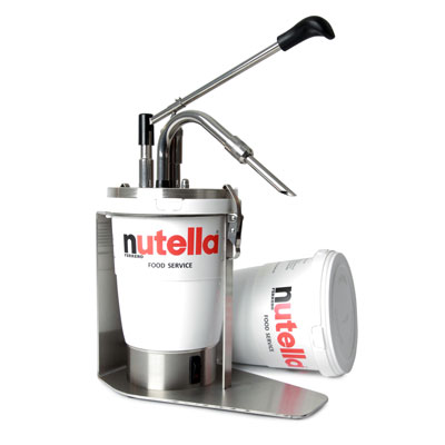 Nutella Heated Dispenser
