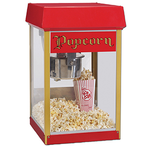 Gold Medal 2404 4oz Popcorn Popper Table top