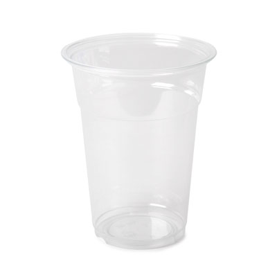 16oz Clear Disposable PET Cup x 1000 Case