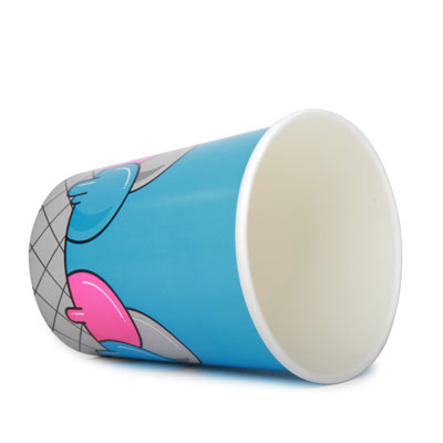 32oz Disposable Ice Cream Cup  x 500 Case