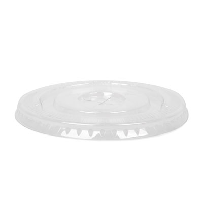 16-24oz PET Flat Lids x 1000 Case