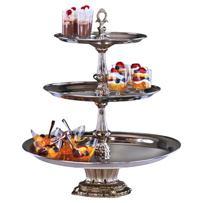 Diana Tiered Tray Stand