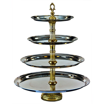 Classic Tiered Tray Stand