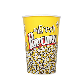 46oz Disposable Popcorn Tub x 440 Case