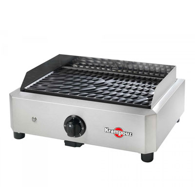 Krampouz Electric Barbecue Grill - Mythic