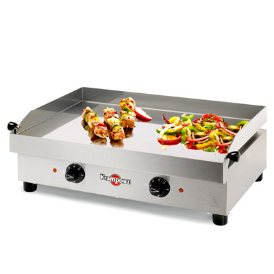 Krampouz Electric Barbecue Plancha - Samba