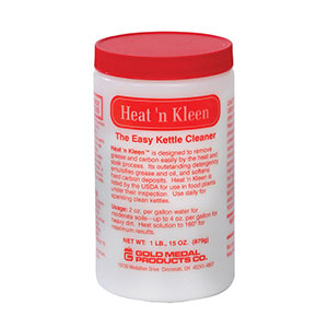 Gold Medal Heat 'n Kleen Kettle Cleaner