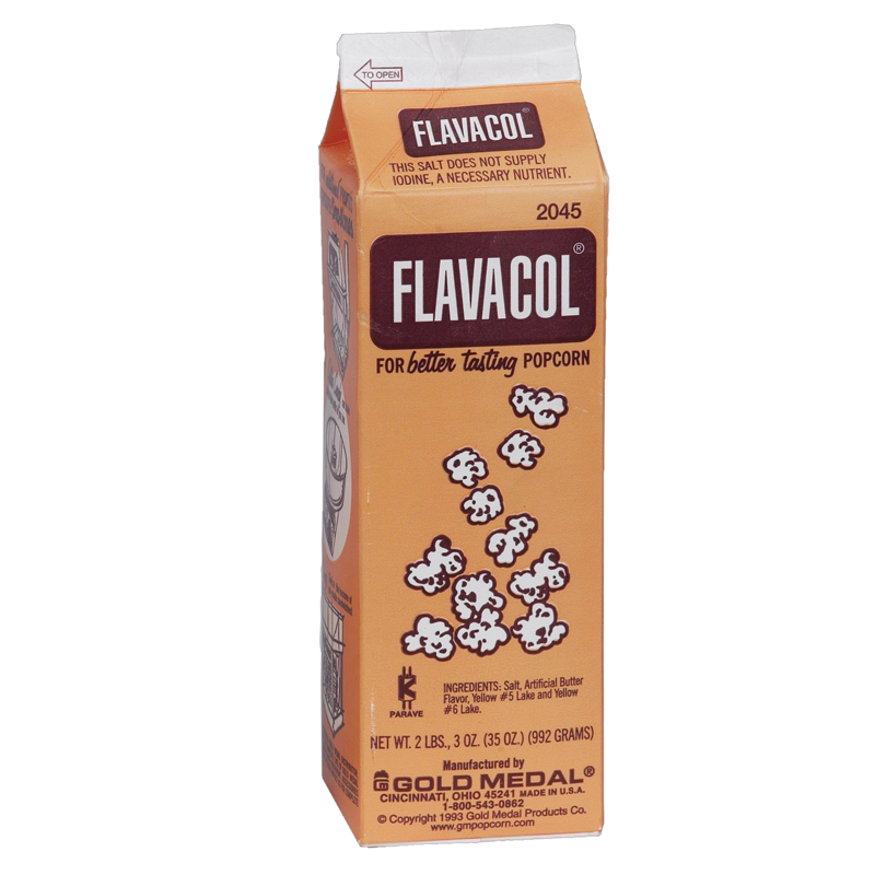 Gold Medal 2045 Flavacol - Salt Seasoning