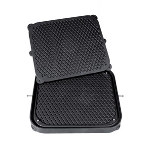 Cook-Matic Plates - Biscuits and Waffle Plate without Cross
