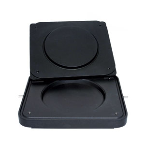 Cook-Matic Plates - 1 Big Round Festooned