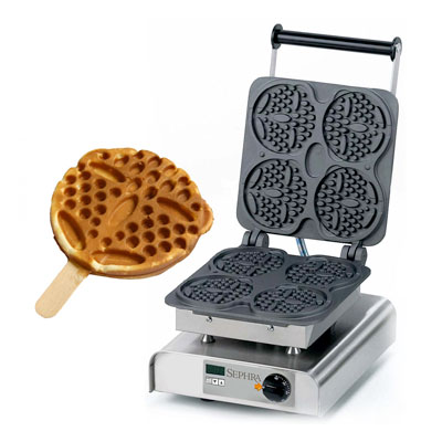 Sephra Bear Waffle On A Stick Maker