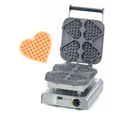 Sephra Heart On A Stick Waffle Maker