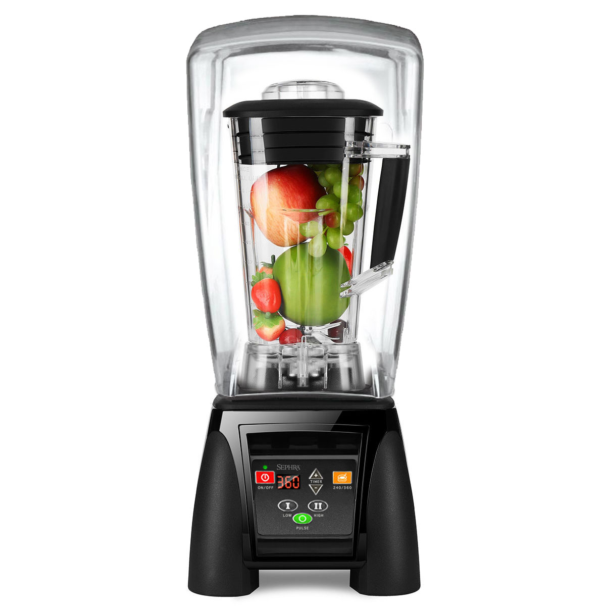 Sephra 1053-Z Commercial Food Blender