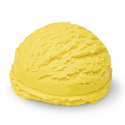 Sephra Ice Cream Flavour Paste - Lemon (Yellow) 2.5kg