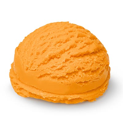 Sephra Ice Cream Flavour Paste - Orange 2.5kg