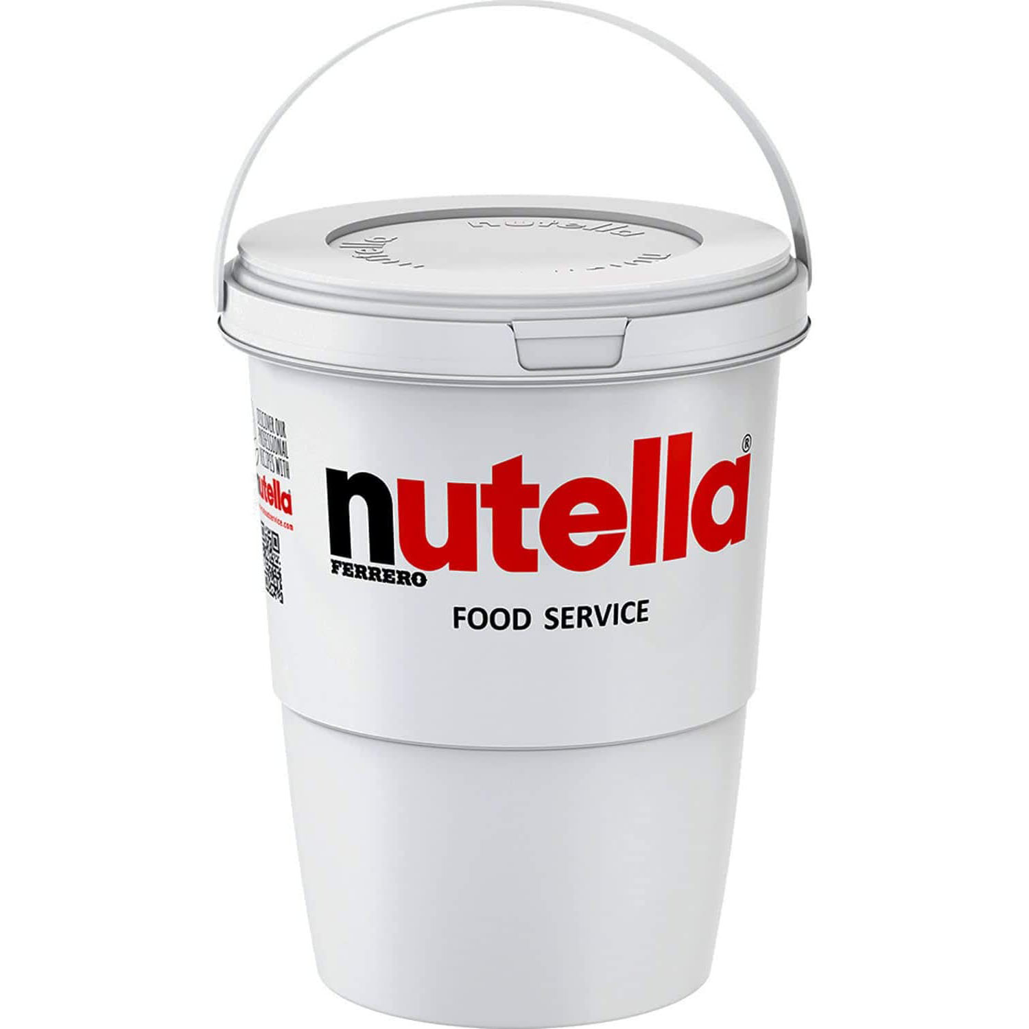 Nutella® Chocolate Spread 1.35kg Catering Tub
