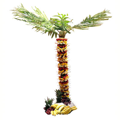 Fruit Palm Display 50