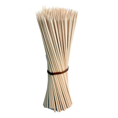 200 x 7'' Wooden Bamboo Skewers
