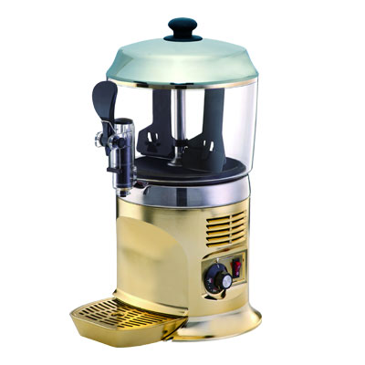 Sephra Hot Chocolate Dispenser 5L Gold