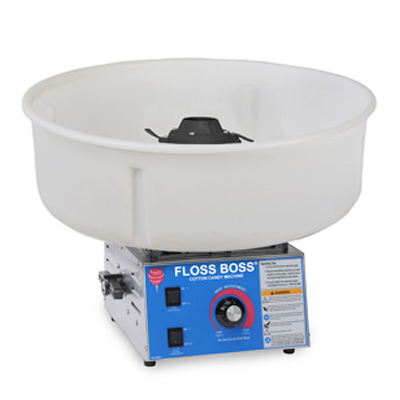 Floss Boss - 3024 EX Commercial Candy Floss Machine
