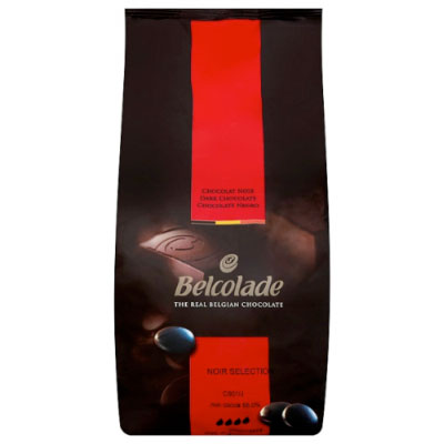 Belcolade C501/J 15Kg Dark Easimelt Belgian Chocolate