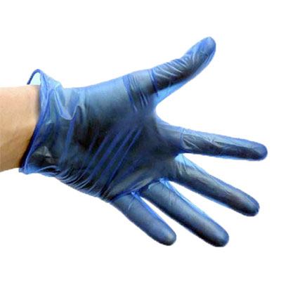 Disposable Blue Catering Gloves-100 Medium