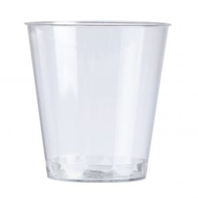 Plastic 5cl (50ml) Shot Glass 100 pack