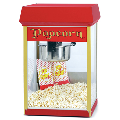 Gold Medal 2408 8oz Popcorn Machine Table Top