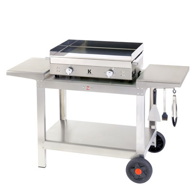 Krampouz Plancha Griddle Cart