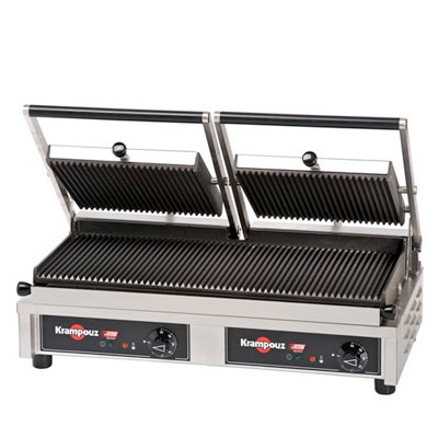 Krampouz Large Multi Contact Panini Grill