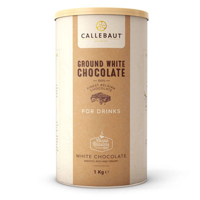 Callebaut White Hot Chocolate Powder - 1kg
