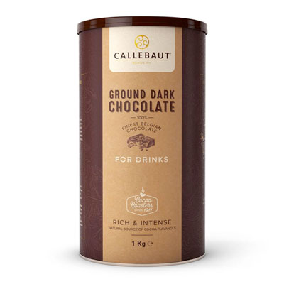 Callebaut Dark Hot Chocolate Powder - 1kg