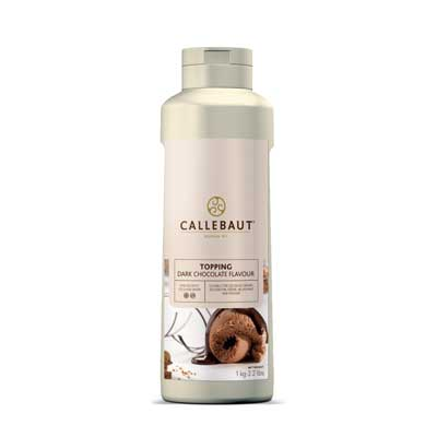 Callebaut Dark Chocolate Topping Sauce - 1L