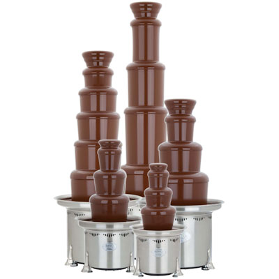 Chocolate Fountains & Accessories