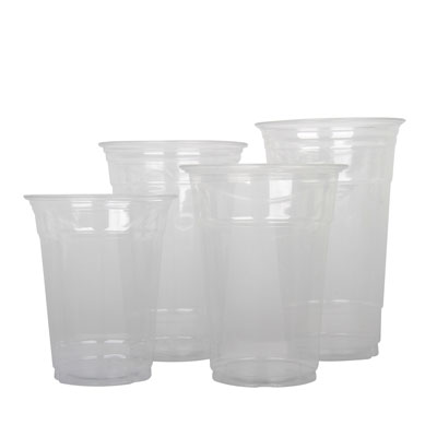 Disposable PET Cups