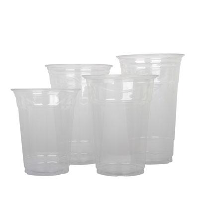 Disposable PET Cups