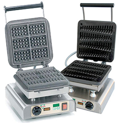 Waffle Machines, Crepe Machines and Supplies