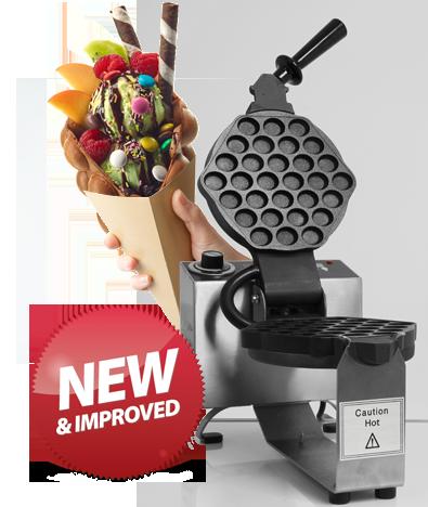 Sephra Bubble Waffle Maker
